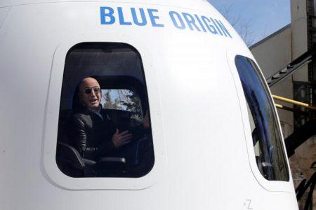 Джефф Безос будет ежегодно продавать акции Amazon на $1 млрд, чтобы финансировать Blue Origin