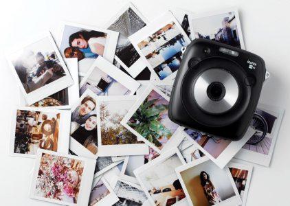 Fujifilm Instax Square SQ10 – новая гибридная камера для мгновенной печати Instagram-фото с ценником $279