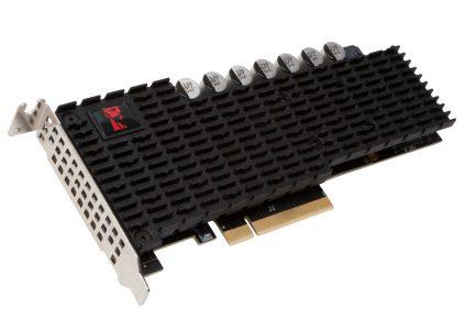 Kingston Digital представила DCP1000 — самый быстрый в индустрии PCIe SSD для центров обработки медиа-данных