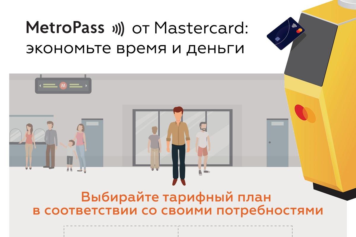 Киевляне смогут подключать кбанковским картам безлимитные проездные наметро