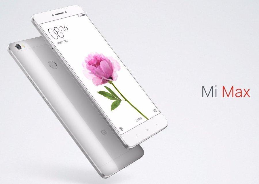 Утечка Фаблет Xiaomi Mi Max 2 оснастят процессором Snapdragon 626 12 Мп сенсором Sony IMX378 и батареей на 5000 мАч