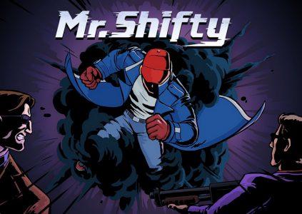 Mr. Shifty: телепортируй это