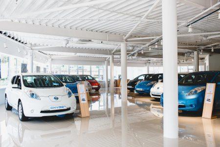 «Укргазбанк» и ULF Finance начали выдавать беспроцентные кредиты на покупку электромобилей в Oxygen Group