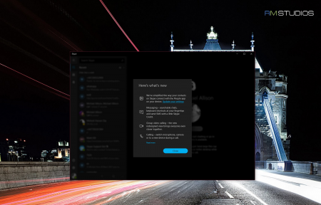 Microsoft наконец-то выпустила финальную версию Skype для Windows 10