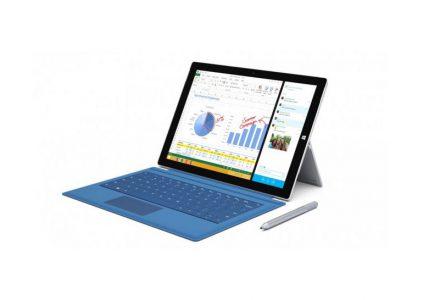Появились первые детали о планшете Microsoft Surface Pro 5