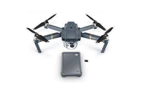 Seagate создала внешний накопитель со слотом microSD для владельцев дронов