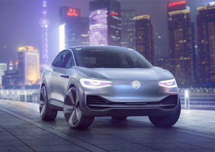 Третьей моделью электрической линейки Volkswagen стал купеобразный кроссовер I.D. Crozz с футуристичным дизайном и продвинутым автопилотом