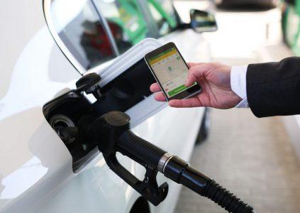 Благодаря технологии Masterpass на заправках WOG теперь можно оплачивать топливо смартфоном, не выходя из автомобиля