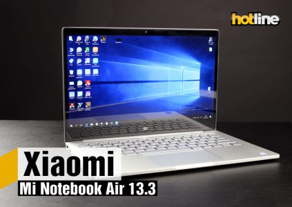 Видеообзор ноутбука Xiaomi Mi Notebook Air 13.3