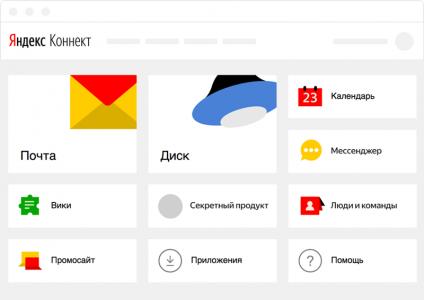 Компания Яндекс запустила платформу для совместной работы «Яндекс.Коннект»