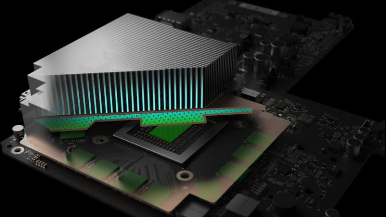 Microsoft представила технические данные Xbox Scorpio