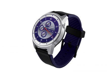 ZTE анонсировала свои первые умные часы на базе Android Wear по цене $  200