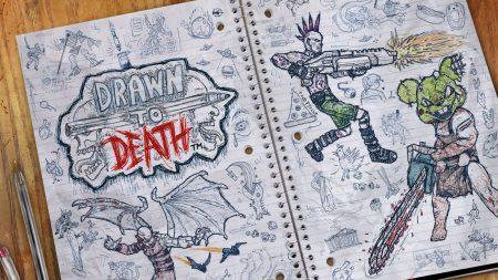Drawn to Death: такой олдскул нам не нужен