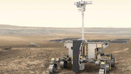 ESA выделило два предполагаемых места посадки марсохода миссии ExoMars 2020