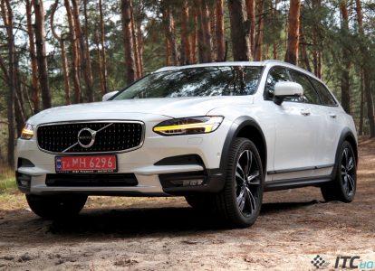 Экспресс-знакомство: Volvo V90 Cross Country на фоне S90 и XC90