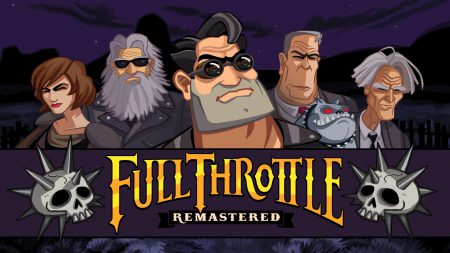 Full Throttle Remastered: байкер из 90-х в XXI веке