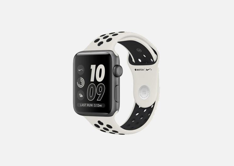 6b344a81 Nike анонсировала ограниченную партию умных часов Apple Watch NikeLab