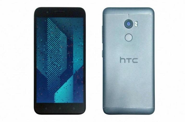 HTC One X10 попался на рендере
