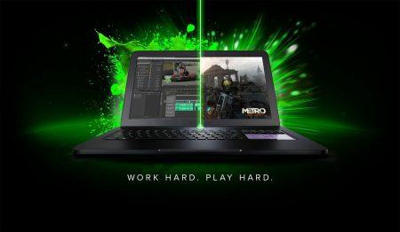 «Фокстрот» информирует: мировой рынок техники скоро пополнится сверхмощным игровым ноутбуком Razer Blade Pro (2017)