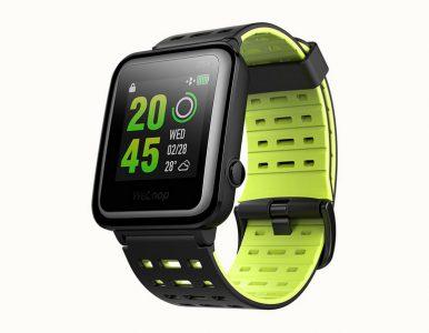 Xiaomi представила водонепроницаемые умные часы Weloop Hey 3S за $78