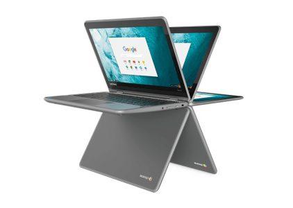Lenovo Flex 11 Chromebook – 11,6-дюймовый хромбук-трансформер с сенсорным экраном и защищенным от падения и влаги корпусом по цене $279