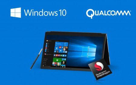 Первые ARM-ноутбуки с ОС Windows 10 выйдут не раньше конца этого года