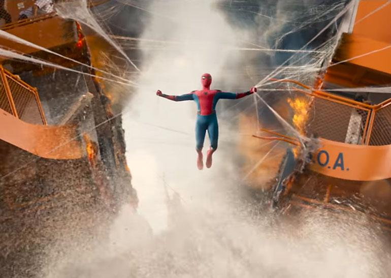 Новый трейлер «Человек-паук: Возвращение домой». Нарусском!