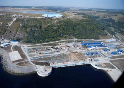 «Укргидроэнерго» начало строительство четвертого гидроагрегата Днестровской ГАЭС мощностью 324 МВт в генерирующем режиме