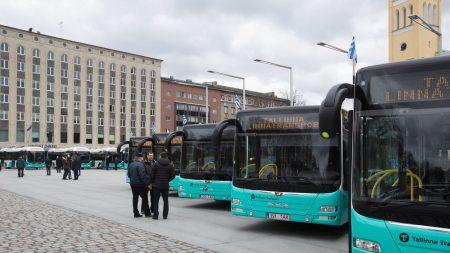 «Комфорт и экология»: почему Таллинн отказывается от троллейбусов и переходит на гибридные автобусы