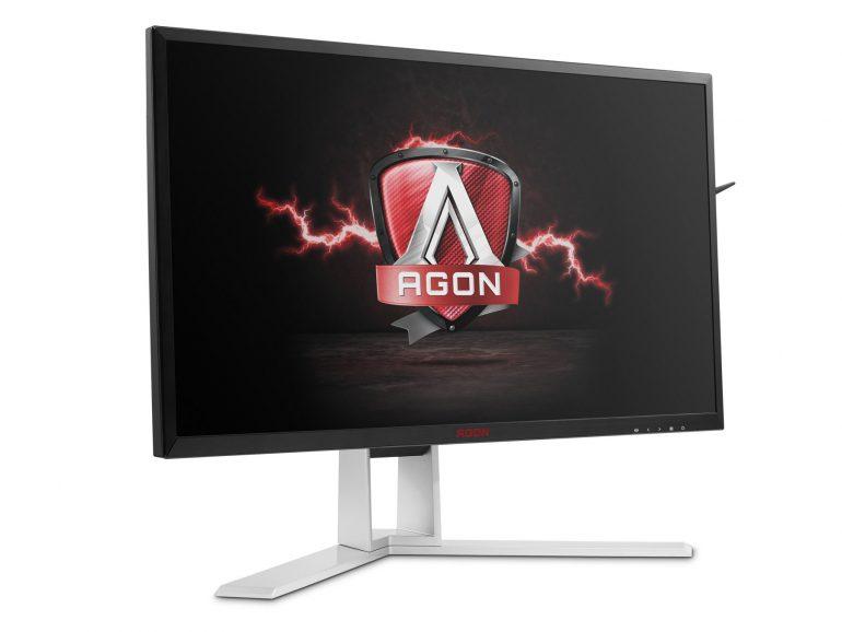 AOC AGON AG251FG - 24,5-дюймовый игровой монитор с частотой обновления 240 Гц, временем отклика 1 мс и поддержкой технологии NVIDIA G-SYNC