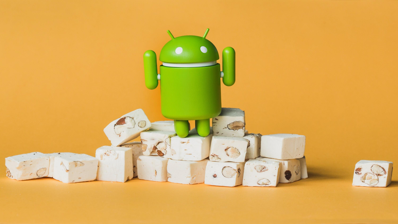 ОС андроид Nougat продолжает стремительно захватывать электронный рынок