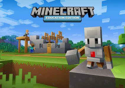 Minecraft Education Edition позволит школьникам изучать программирование