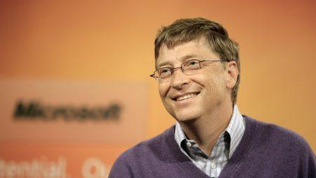 Билл Гейтс рассказал о самых перспективных научных сферах на сегодняшний день