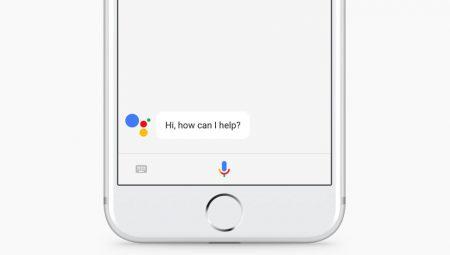 Ассистент Google появился на iPhone, пока только в США