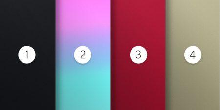 Новое рекламное изображение смартфона OnePlus 5 позволяет узнать о вариантах расцветки его корпуса