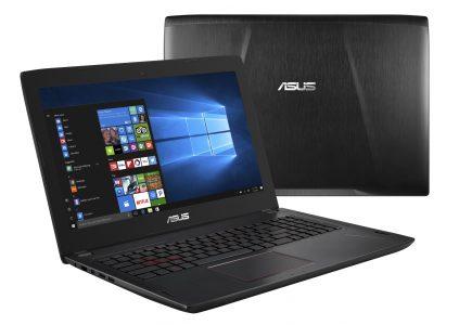"""""""Доступная альтернатива Republic of Gamers"""": В Украине представили новую линейку игровых ноутбуков ASUS FX по цене от 37500 грн"""