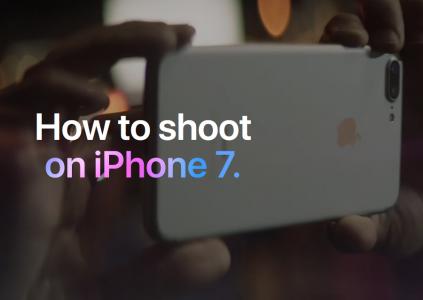«Как снимать на iPhone 7»: Apple опубликовала несколько коротких видеоинструкций по фотосъемке смартфоном в разных условиях