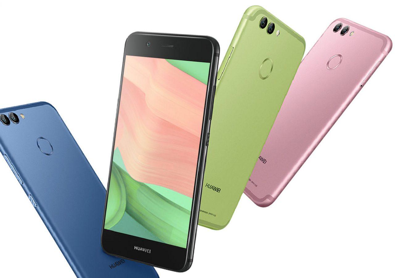 Huawei Nova 2 Plus на«живых» снимках