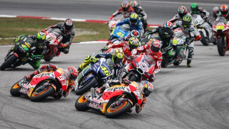 В 2019 году в рамках чемпионата MotoGP будет запущена гоночная серия для электромотоциклов