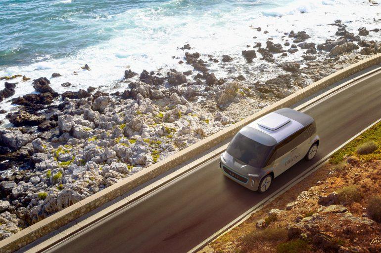 Американский стартап OSVehicle представил первый в мире модульный беспилотный электромобиль EDIT
