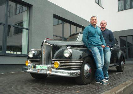 Украинский стартап eTachki вышел на европейский рынок