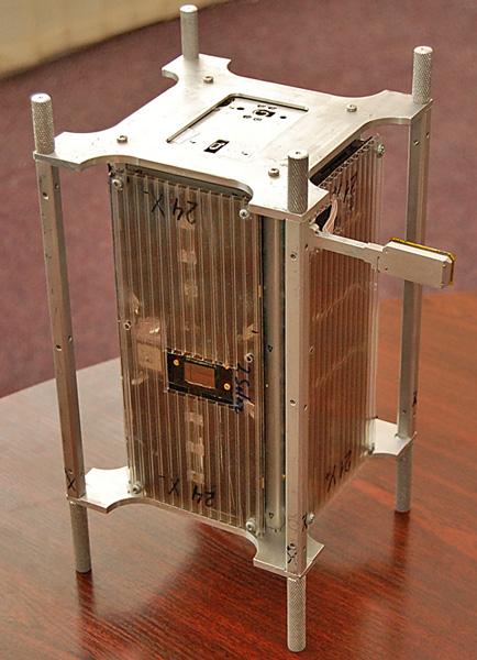 Созданный в КПИ наноспутник PolyITAN-2-SAU успешно выведен на околоземную орбиту и уже начал передавать сигналы