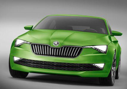 Skoda собирается выпустить электрическое спорткупе, вдохновленное классической моделью 110R из 70-х годов прошлого века