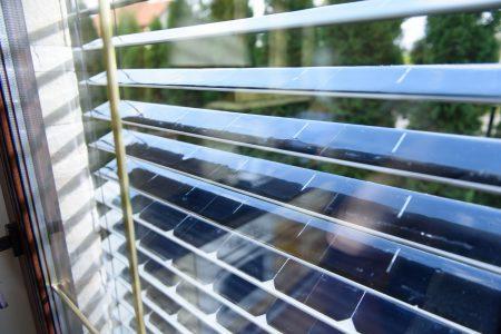 Украинский стартап SolarGaps досрочно собрал на Kickstarter целевую сумму для производства умных жалюзи с солнечными батареями