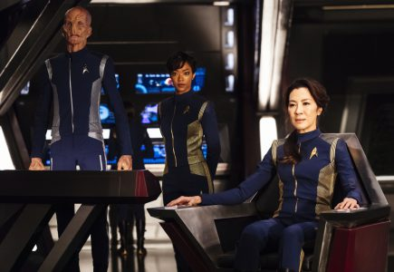 """Вышел первый полноценный трейлер нового сериала """"Star Trek: Discovery"""", премьеру обещают ближайшей осенью"""
