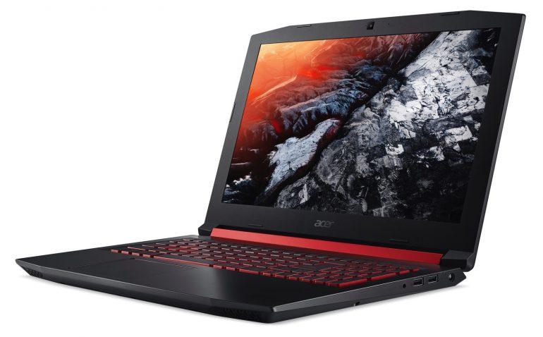Создатели Acer представили новый игровой ноутбук Nitro 5