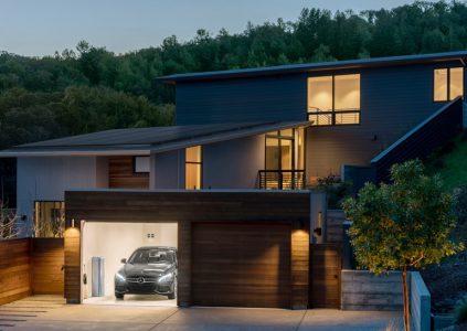 Mercedes-Benz и Vivint будут предлагать комплексные домашние системы для генерации и сбережения солнечной энергии