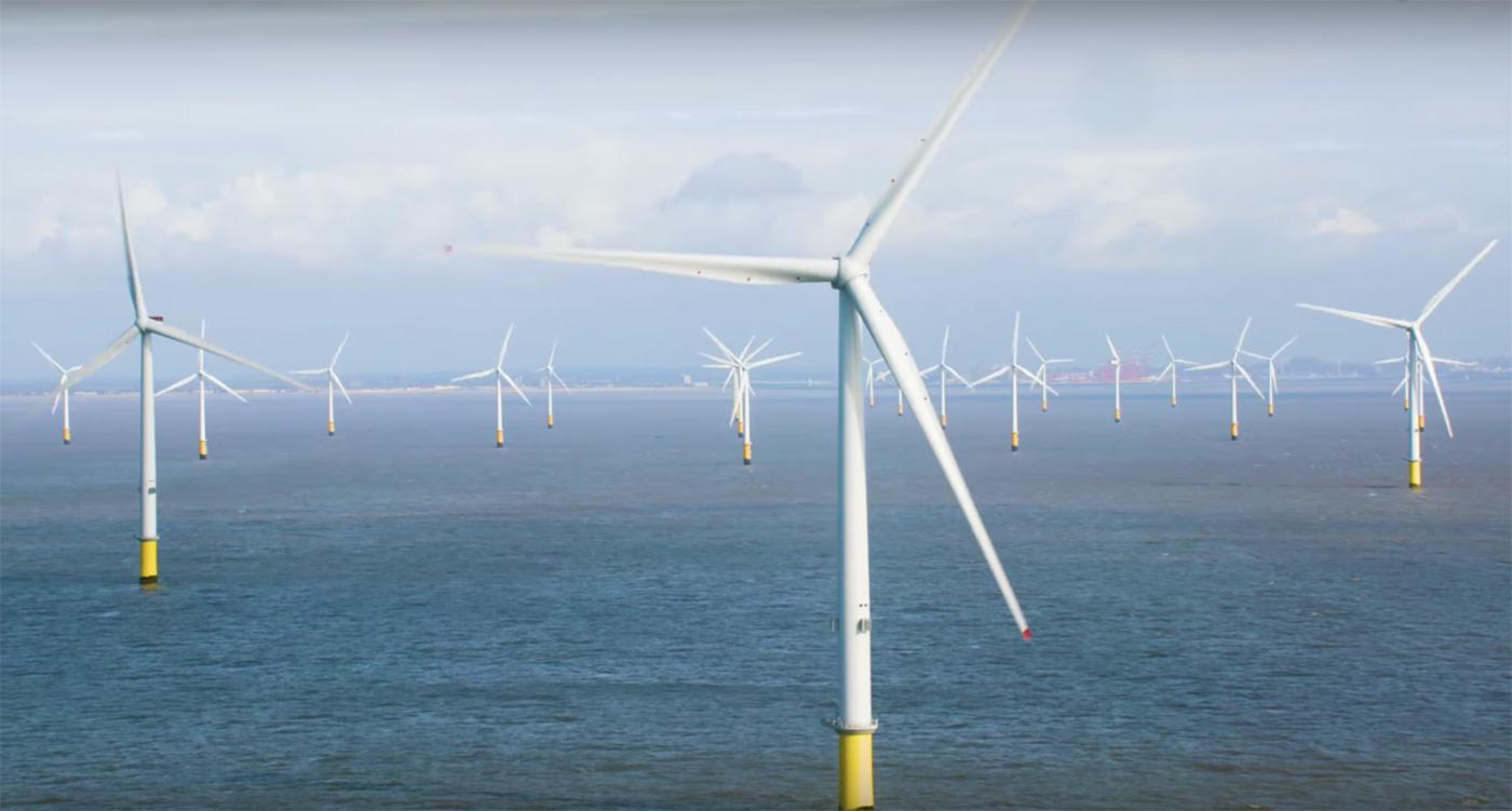 Крупнейшая вмире ветряная электростанция заработала наБританских островах