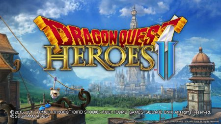 Dragon Quest Heroes II: добрый слэшер