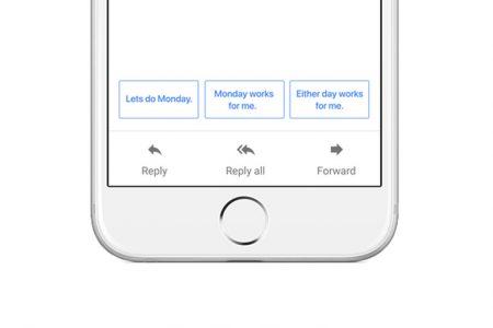 Google добавила функцию Smart Reply в Gmail для Android и iOS